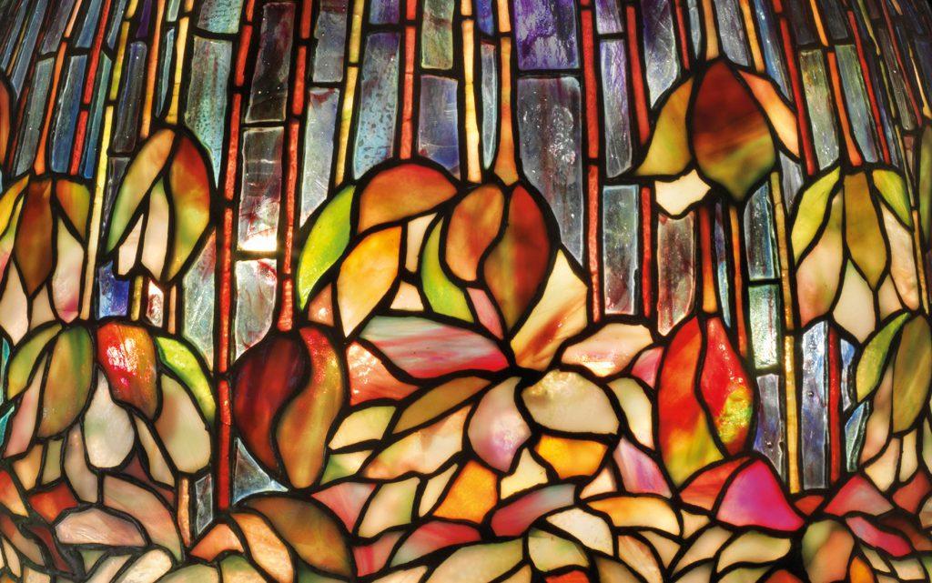 انواع شیشه تیفانی