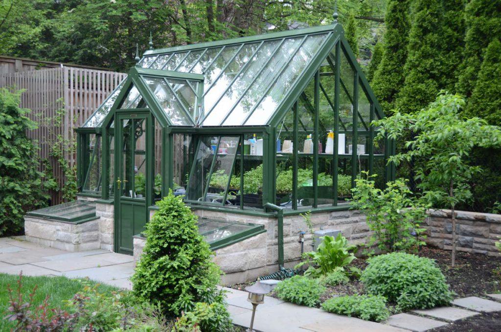 کاربرد شیشه 4 میل در ساختمان  و گلخانه