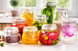 خرید شیشه مواد غذایی
