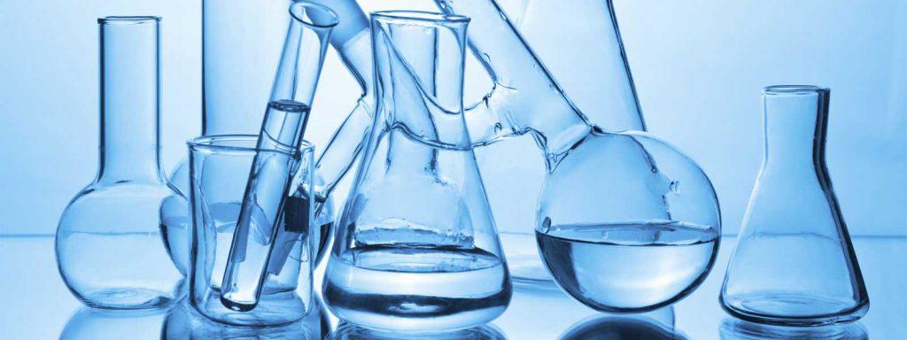 بالن ژوژه شیشه ای یا آزمایشگاهی