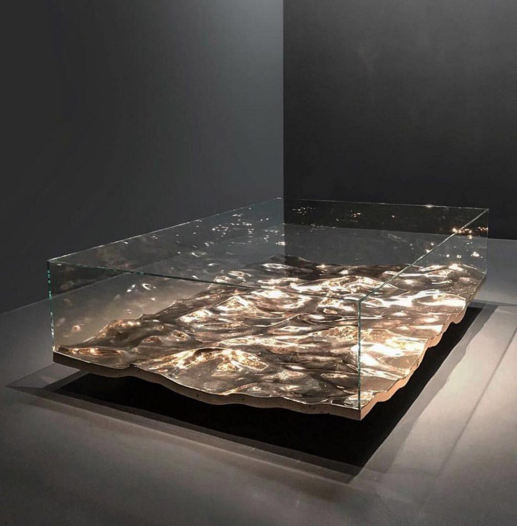 صندوق شیشه ای