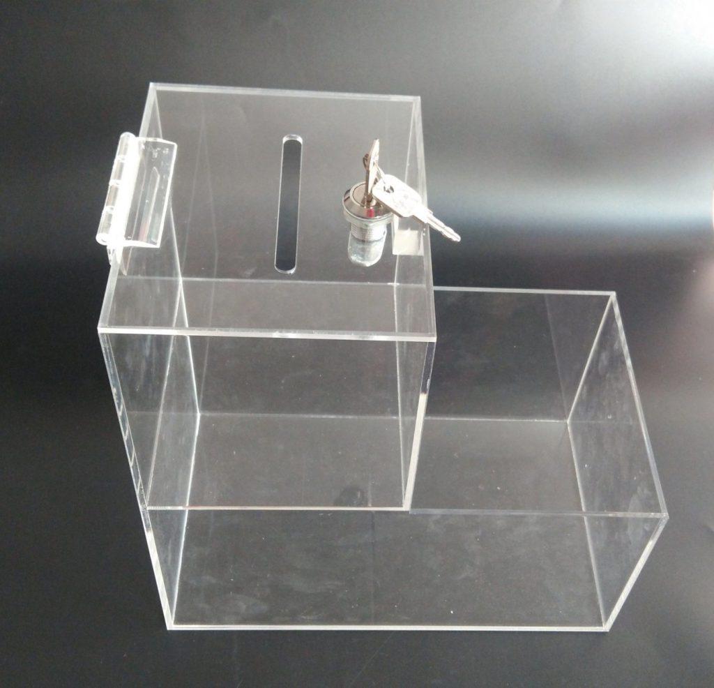 فروش انواع صندوق شیشه ای و باکس شیشه ای