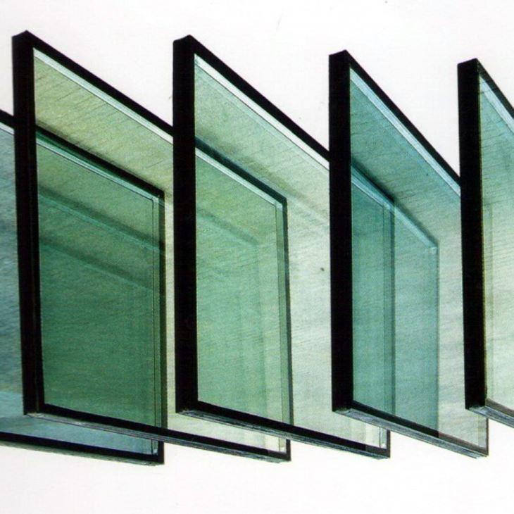 شیشه دو جداره رفلکس