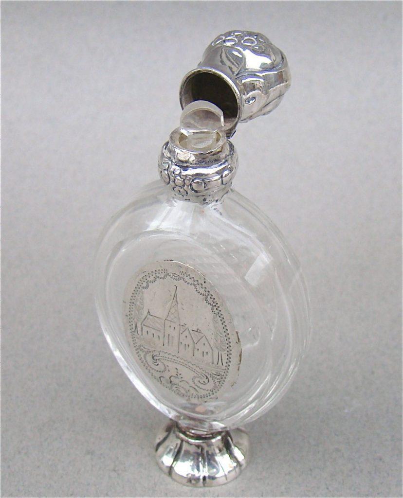عرضه عمد شیشه کریستال عطر