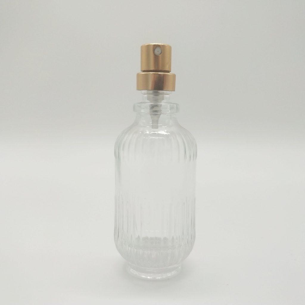 انواع شیشه کریستال عطر