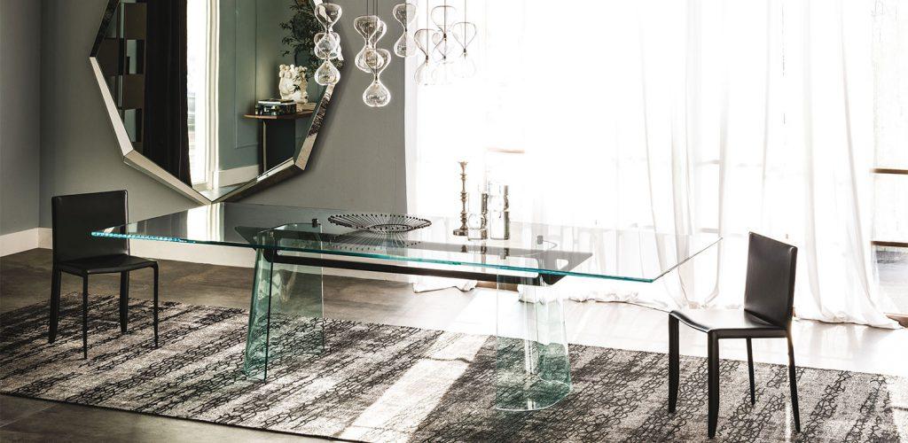 شیشه رومیزی در دکوراسیون منزل