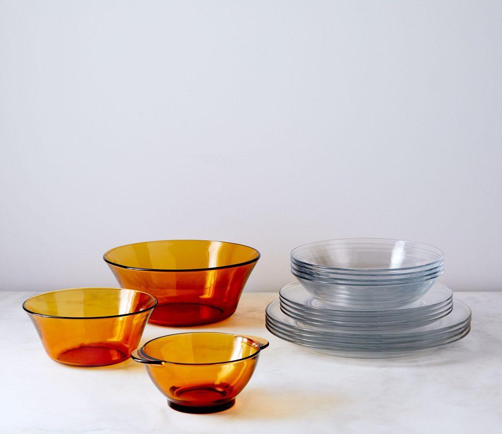 خرید ظرف غذای شیشه ای ارزان و با کیفیت
