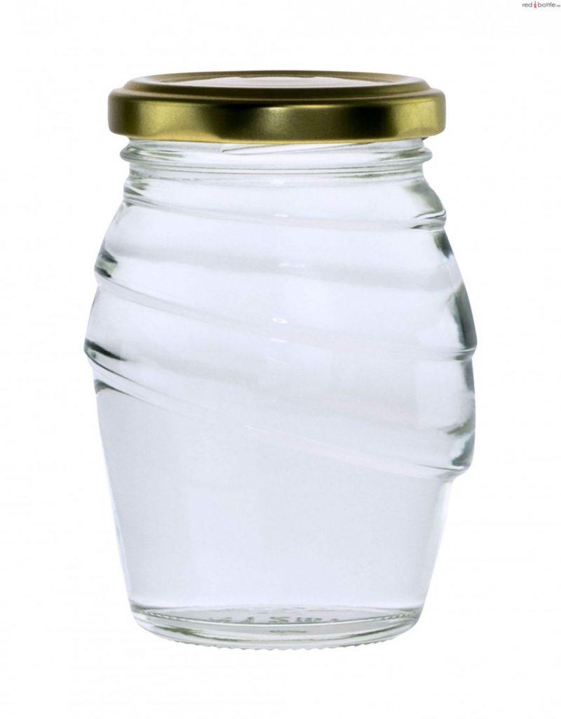 شیشه های عسل <a href=