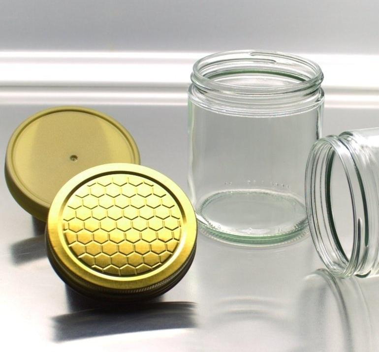 بهترین شیشه عسل با کمترین قیمت