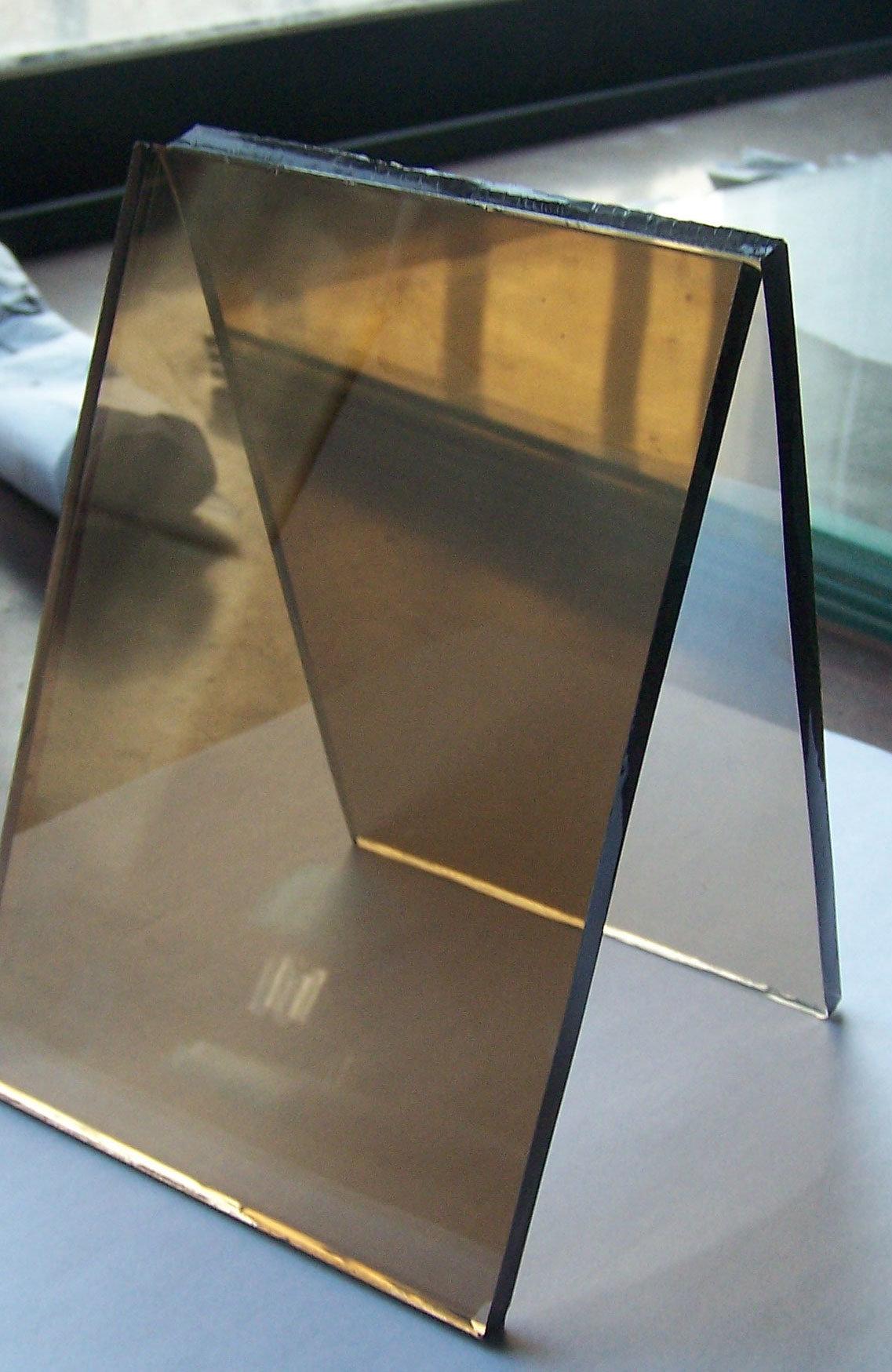 ضخامت های شیشه رفلکس