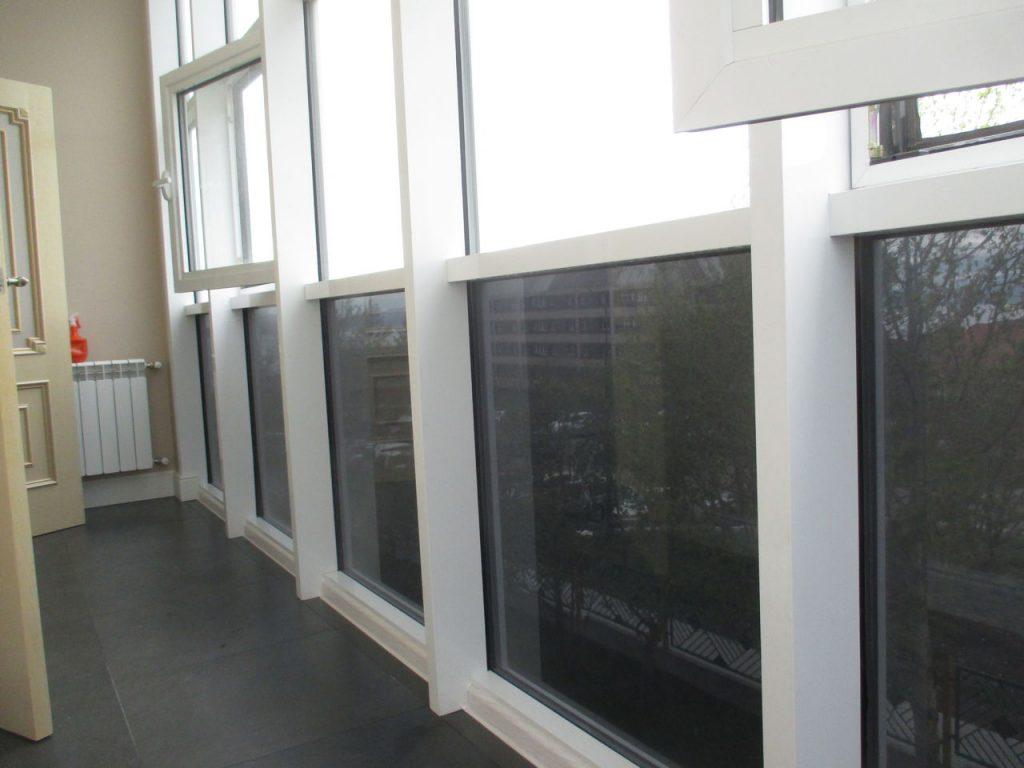 انواع شیشه پنجره در مدل ها