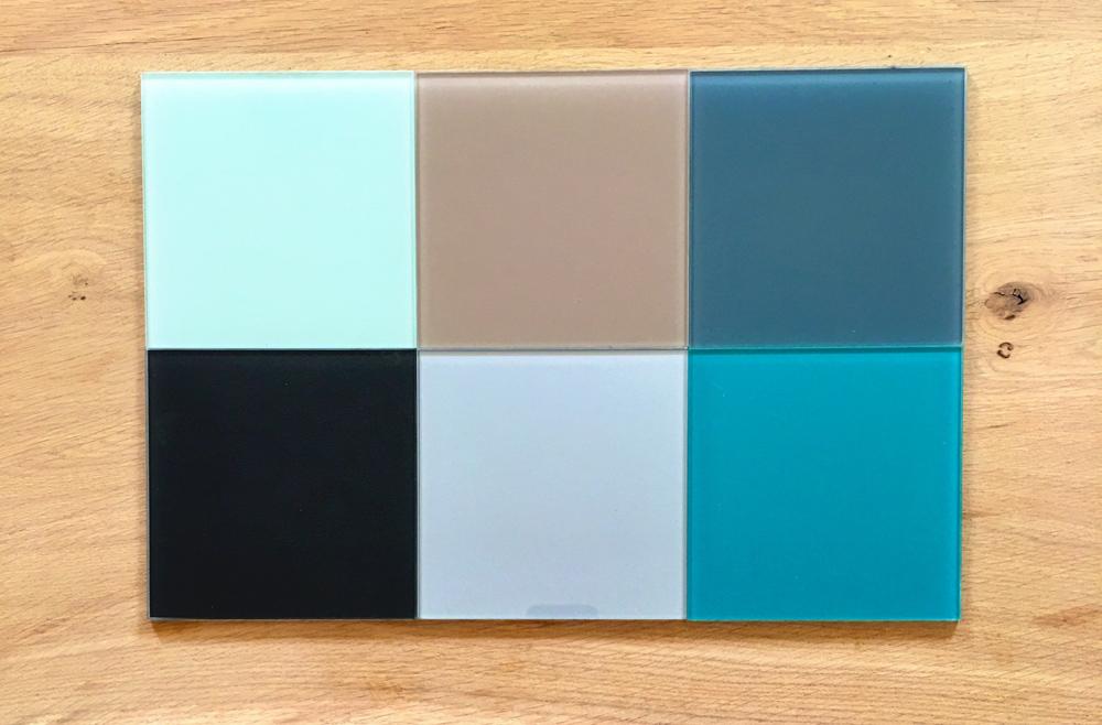 انواع شیشه یزد موجود در بازار