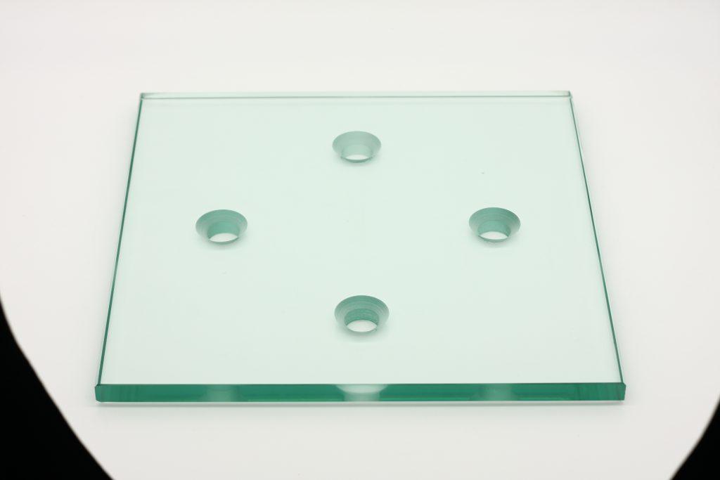 خرید عمده شیشه سکوریت 4 میل