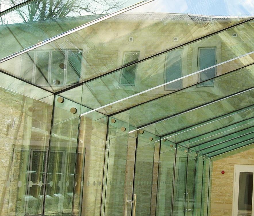 شیشه سکوریت 4 میل