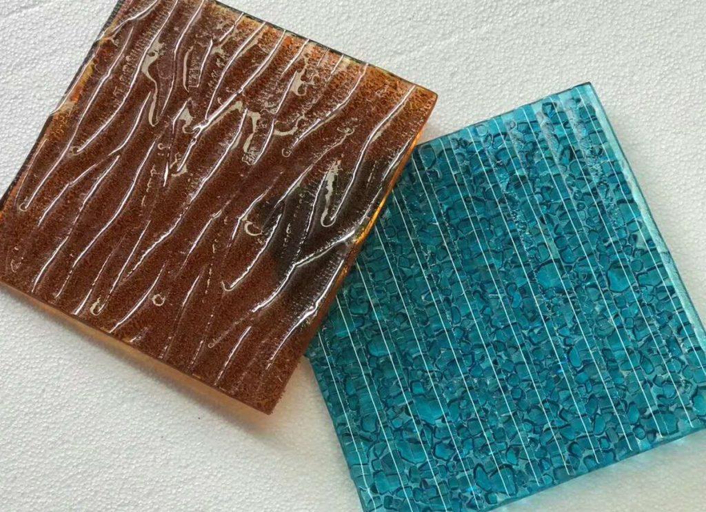 سفارش عمده شیشه های رنگی برای صادرات