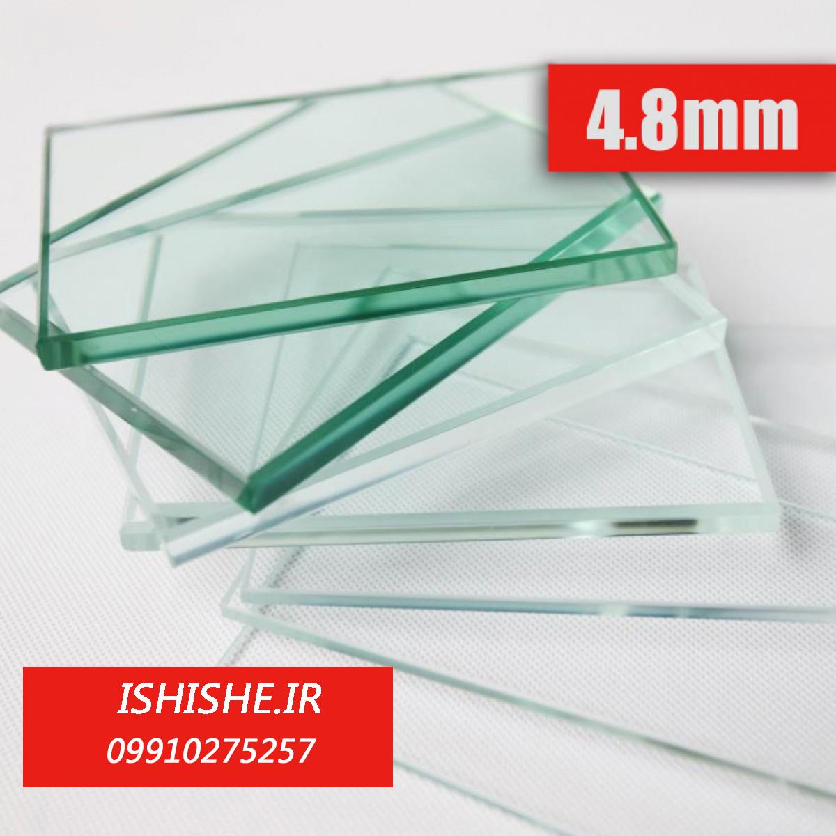 فروش شیشه 4 میل