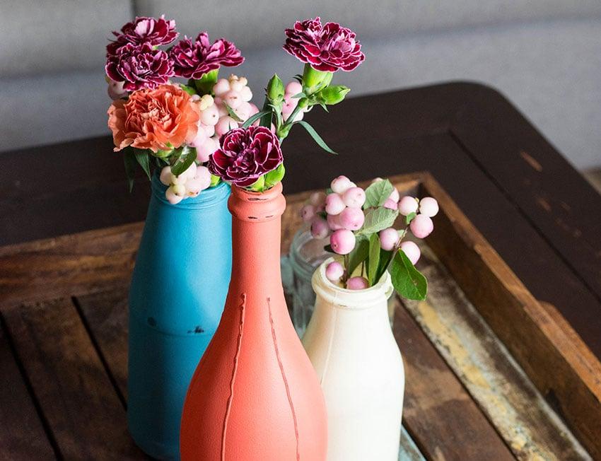 انواع شیشه برای کادو ولنتاین