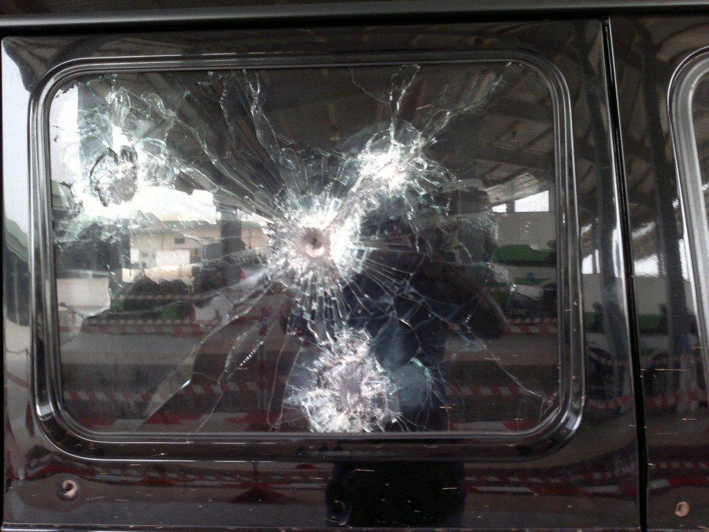 آیا می شود با استفاده از رزین شیشه ضد گلوله تولید کرد ؟